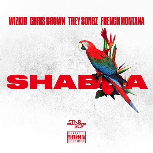 Wizkid - Shabba Ft Chris Brown, Trey Songz, French Montana
