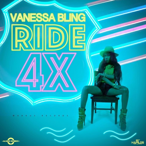 Am A Rider Song Download: VANESSA BLING - RIDE 4x (RAW) By MarkusRecords