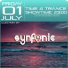 Time4Trance #019 1-07-2016 guestmix by SynFonic