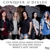 Conquer Divide - What's Left Inside mp3