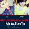 I hate you I love you via Smule