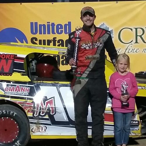 Hribar Wins Mod-4 Feature at Princeton Speedway