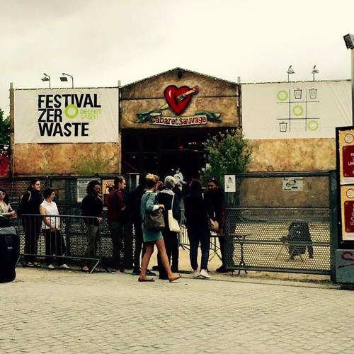 Zero Waste Festival - Paris, 30 juin - 2 Juillet 2016