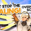 Instalok - Can't Stop The Healing [Overwatch] (Justin Timberlake - Can't Stop The Feeling PARODY) Portada del disco