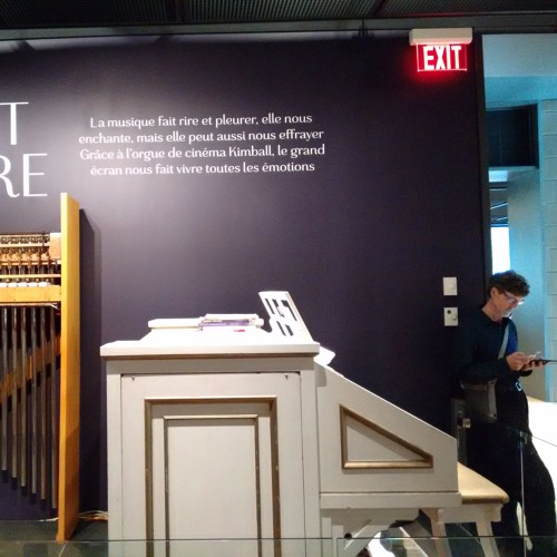 Willy Joosen plays Kimball Theatre Organ At NMC grand opening.MP3