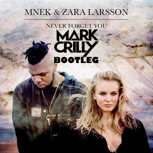 Zara Larsson & MNEK - Never Forget You (Mark Crilly Bootleg)