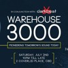 Live @ Warehouse3000 & Darkbeat Presents Boogs - 02-07-16 -(100bpm Disco - House - Acid - Funk Set)