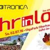 Dominik O. 02 07 2016 @ Ruhr In Love HALLE LUJA Meets Clubtronica & Badmatic Floor