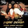 Tujhe Dekha Toh (Remix) - DJ Simran 320Kbps
