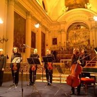 Alessandro Scarlatti, Concerto XII in do minore per flauto, due violini e basso continuo