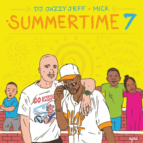 De La Soul 'Time For The Summer ft Ebony Joi' (produced By Jazzy Jeff & Eric Lau)