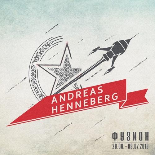 Andreas Henneberg - Fusion Festival 2016