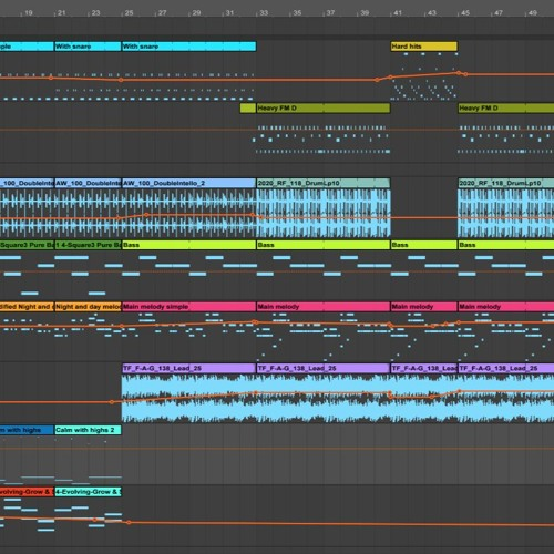 Assignment 3 - Intro to Ableton Live (Coursera) 27.2.15