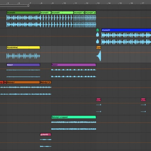 Assignment 3 - Producing Music with Ableton Live (Berklee Online) 23.4.15
