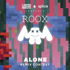 Marshmello - Alone (ROOX chill/drumstep/tropical remix)
