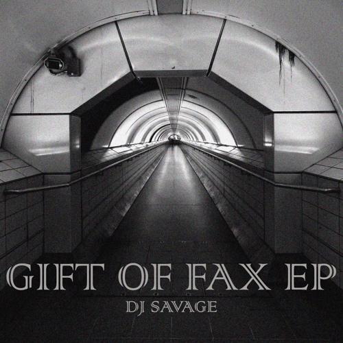 Hidden Silo - Gift of Fax EP - DJ SaVaGe