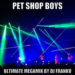 PET SHOP BOYS ULTIMATE MEGAMIX.....PART I of III TRILOGY.....by Dj FrankV