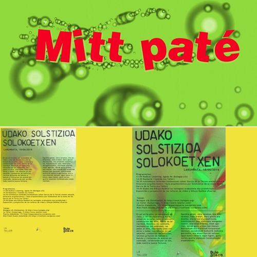 Mitt Paté#11