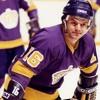 Hockey Hall of Famer Marcel Dionne
