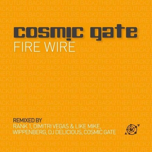 Cosmic Gate - Fire Wire (Joren Heelsing Progtrance Rework)