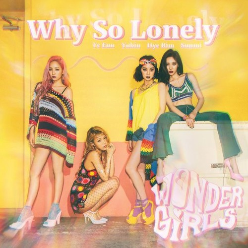 L2Share♫36 Wonder Girls (원더걸스) Why So Lonely soundcloudhot