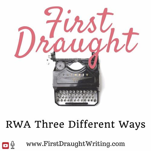RWA Three Different Ways: Romance Writers of America 2016