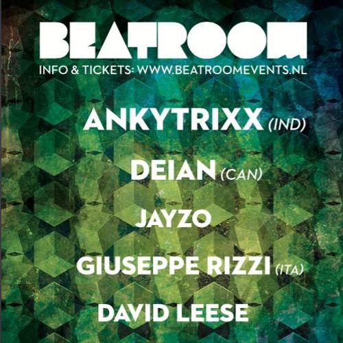 David Leese @ Beatroom, Club Up - Amsterdam (01-07-2016)