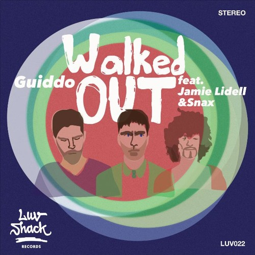 Walked Out feat. Jamie Lidell & Snax