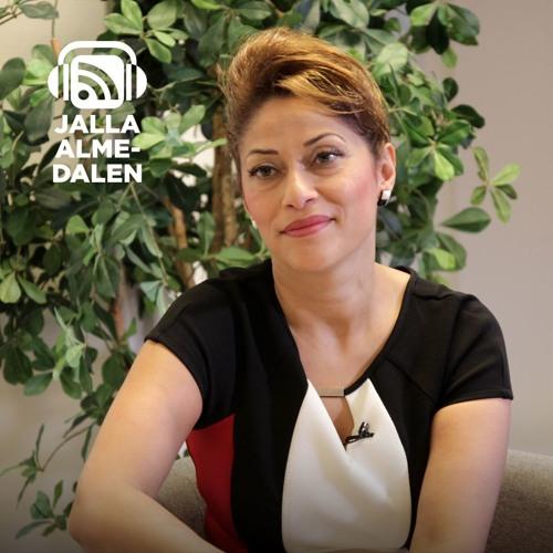 Jalla Almedalen 2016 Intervju med Azita Shariati, VD för Sodexo AB