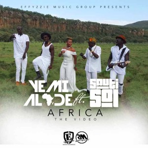 Yemi Alade Feat Souti Sol - Africa (DOWNLOAD NOW FROM www.africax5.tv/mp3-downloads)