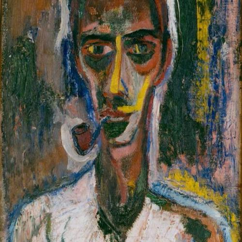 Bram Van Velde, Zelfportret (1922)