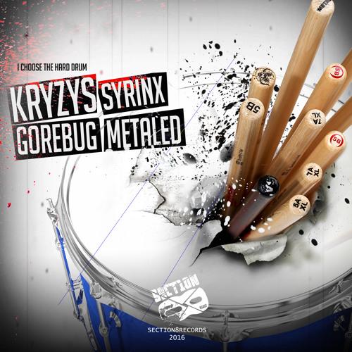 Gorebug feat. Metaled - Watch it Burn (Kryzys VIP Remix) [SECTION8094D]