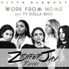 Fifth Harmony Feat Ty Dolla Ign Work From Home Ztoffer Jay Remix Mp3