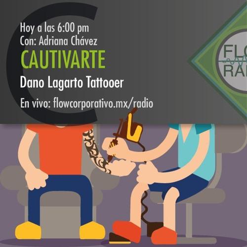 CautivArte 034 - Dano Lagarto Tattooer