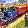 Thomas And The Guard (With music)