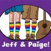Jeff & Paige - Triple Rainbow