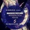 DJ MARLON SB - MASSIVE PATCHES (2K16 MODERN TECH HOUSE) - IBZ