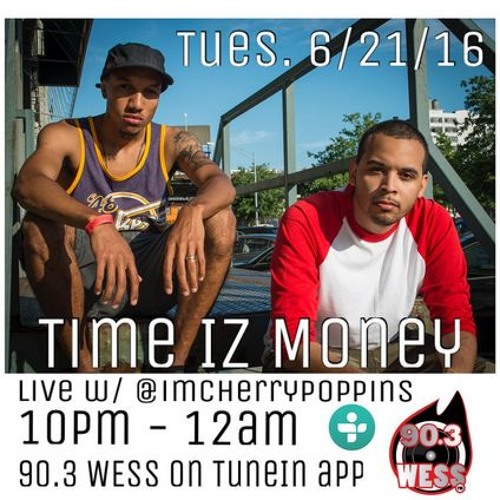 Live on 90.3 WESS