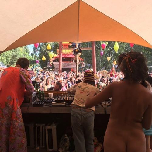 Urubu Marinka & Thomash @ Seebuehne / Fusion Festival 2016