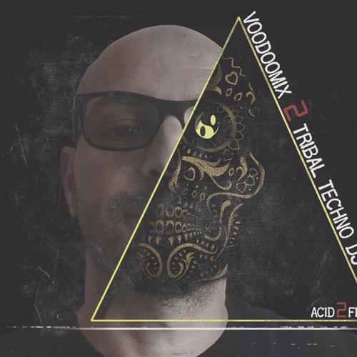 TRIBAL TECHNO DJ SET - VOODOOMIX 2