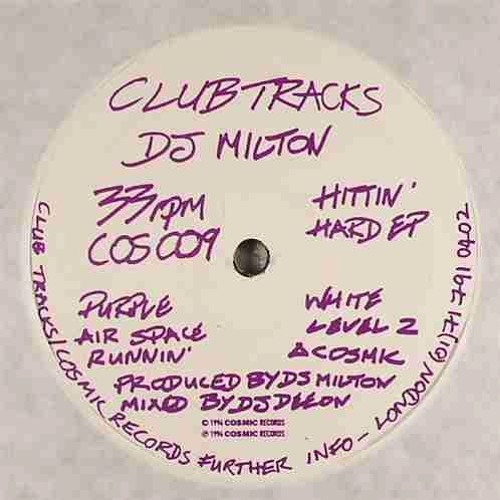 DJ Milton - Chicago Trax Vol. 1