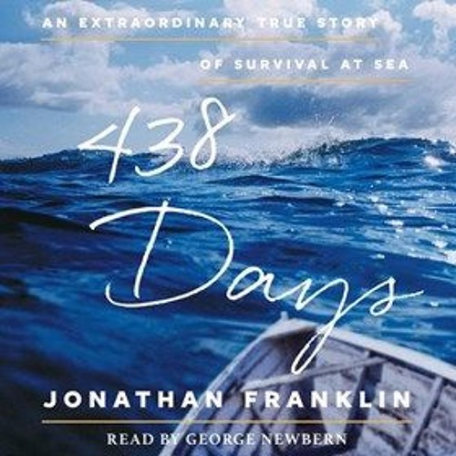 438 DAYS By Jonathan Franklin, Read By George Newbern