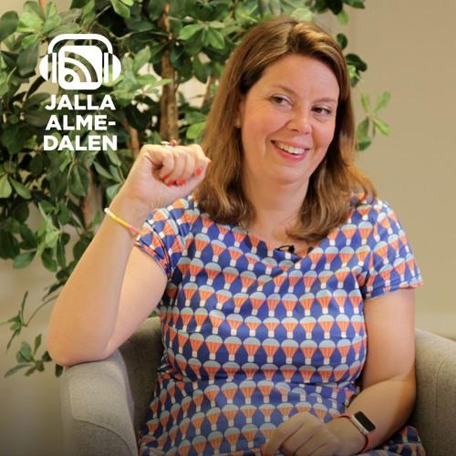Jalla Almedalen 2016 Intervju med Lisa Lindström, VD på Doberman och Styrelseordförande för UR