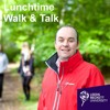 Lunchtime Walk and Talk Podcast: July 2016 Race walking