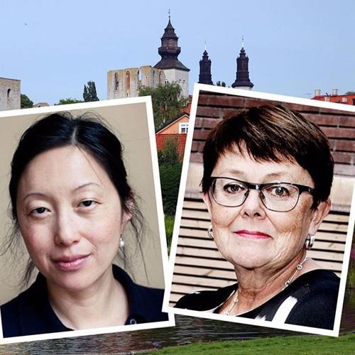 Behövs kvotering? Samtal mellan Annika Elias, Ledarna och Tove Lifvendahl, SvD