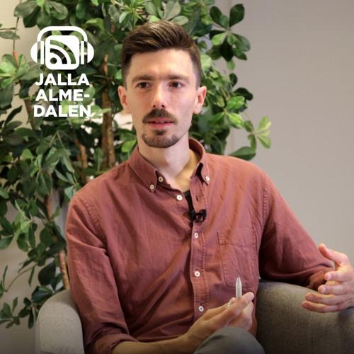 Jalla Almedalen 2016 Intervju med Elias Lindhoff, styrelseledamot för jagvillhabostad.nu