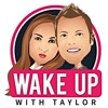 "Taylor Strecker of ""Wake Up with Taylor""  makes her big reveal..."