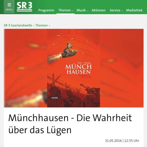 Sr 3 Buchtip Münchhausen Die Wahrheit übers Lügen By Zeichner