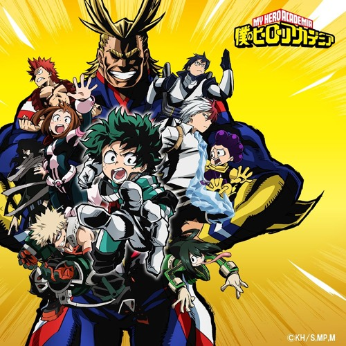 Boku No Hero Academia Ost 02 You Can Become A Hero By Xeno Music Hub 2
