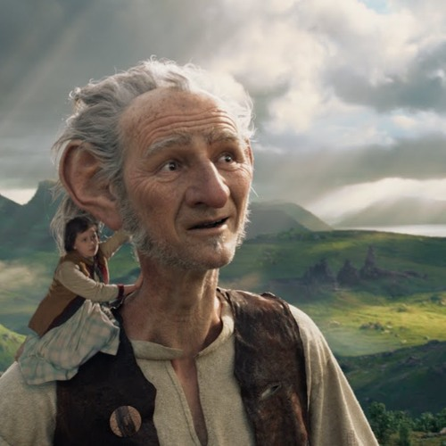 Popcorn Episode 36 - The BFG